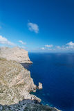 Cape Formentor Stock Photography