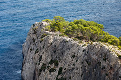 Cape Formentor on Majorca Royalty Free Stock Image