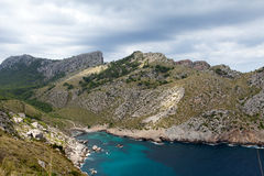 Cape Formentor on Majorca Stock Images