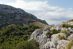 Cape Formentor on Majorca Royalty Free Stock Photography