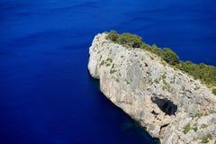 The Cape Formentor in Mallorca island. Spain Stock Photo