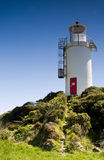 Cape Fouldwind Lighthouse Stock Image