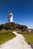Cape Foulwind Lighthouse Royalty Free Stock Photo