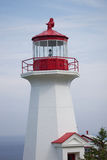 Cape Gaspe Lighthouse Royalty Free Stock Images