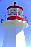 Cape Gaspe Lighthouse, Stock Photography