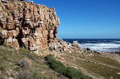 Cape of good Hope. / South Afrika Royalty Free Stock Image