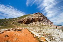Cape of good hope Royalty Free Stock Photography