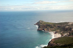 Cape of Good Hope. Begin of Pacific Ocean - Cape of Good Hope - South Africa stock photography