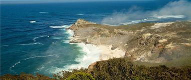Cape of Good Hope Royalty Free Stock Photos