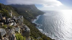 The Cape of Good Hope royalty free stock photo