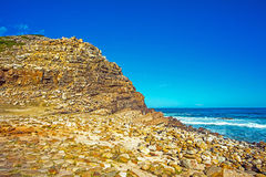 Cape of Good Hope. At the Cape of Good Hope South Africa Royalty Free Stock Photos