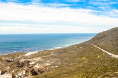 Cape of Good Hope. Cape Peninsula Atlantic ocean. Cape Town. South Africa Royalty Free Stock Photography