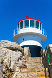 Cape of Good Hope. Lighthouse at the Cape of Good Hope South Africa Royalty Free Stock Photos