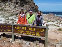 Cape of Good Hope National Park Stock Photos