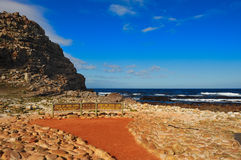Cape of good hope (South Africa) stock image