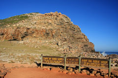 Cape of Good Hope, South Africa Stock Photo