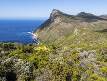 Cape of Good Hope, South Africa. Panoramic view of Cape of Good Hope, South Africa Royalty Free Stock Image