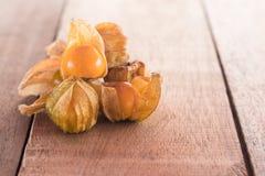 Cape gooseberry fruit Stock Photo