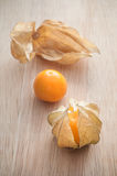 Cape gooseberry Stock Photography