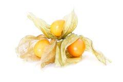 Cape gooseberry - physalis Stock Photo