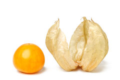 Cape gooseberry physalis fruit ground cherry organic food vegetable Stock Image