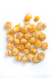 Cape gooseberry physalis fruit ground cherry organic food vegetable Stock Images