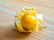 Cape gooseberry (Physalis) Stock Photo