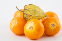 Cape gooseberry Physalis peruviana Royalty Free Stock Photo