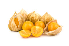 Cape Gooseberry. royalty free stock photography