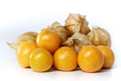 Cape gooseberry Royalty Free Stock Image
