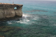 Cape greco Stock Photography