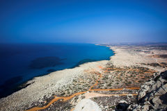 Cape Greco Royalty Free Stock Images