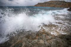 Cape Greco Stock Images