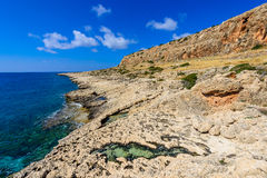 Cape greco view 9 Royalty Free Stock Images