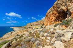 Cape greco view 4 Royalty Free Stock Photo