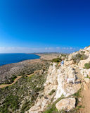 Cape greco view 16 Royalty Free Stock Image