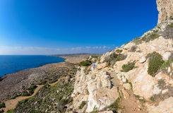 Cape greco view 14 Stock Photos