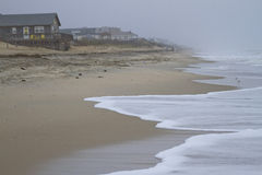 Cape Hatteras Beach View Stock Images