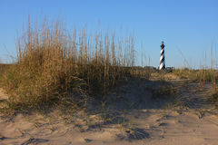 Cape Hatteras Lighthouse Royalty Free Stock Photography