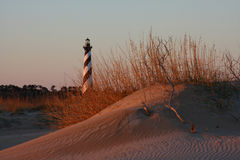 Cape Hatteras Lighthouse Stock Image