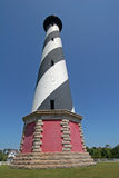 Cape Hatteras lighthouse Stock Photography