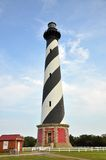 Cape Hatteras Lighthouse, USA Royalty Free Stock Photos
