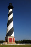 Cape Hatteras Lighthouse Stock Photo
