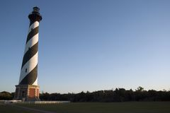 Cape Hatteras Lighthouse Stock Images