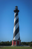 Cape Hatteras Lighthouse Royalty Free Stock Images