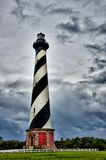 Cape Hatteras Lighthouse, North Carolina Royalty Free Stock Photos