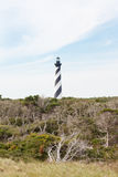Cape Hatteras Lighthouse OBX North Carolina NC USA stock photo