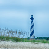 Cape Hatteras Lighthouse, Outer banks, North Carolina Stock Images