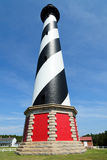 Cape Hatteras Lighthouse. Outer banks North Carolina, USA Royalty Free Stock Image