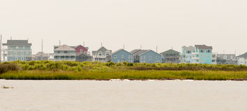Cape Hatteras National Seashore on Hatteras Island North Carolin Stock Images